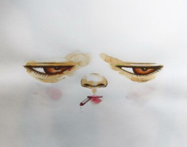 Alex Face Profile Photo on 2B Art Gallery