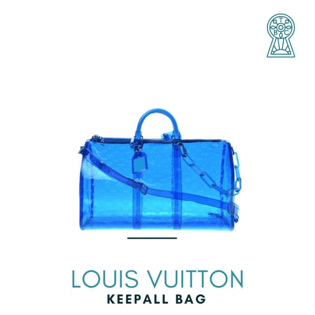 Louis Vuiton Keepall Bag