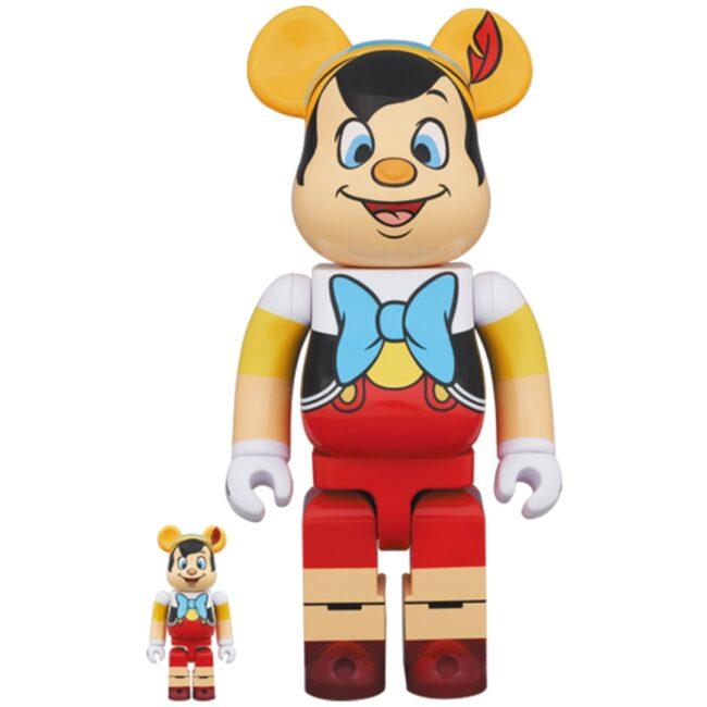 Pinocchio 100%/400%