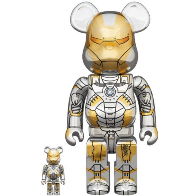 Sorayama Ironman 100%/400%
