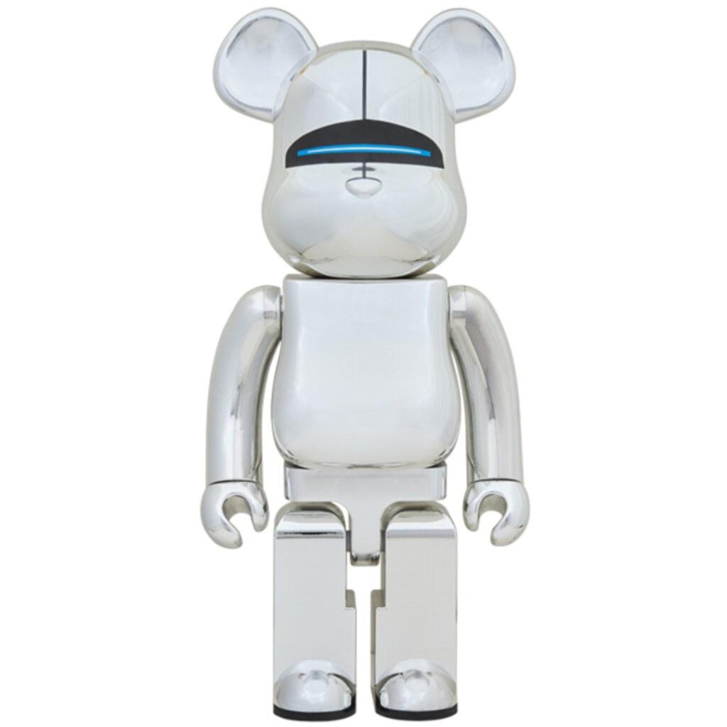 Bearbrick Sorayama Sexy Robot 1000%