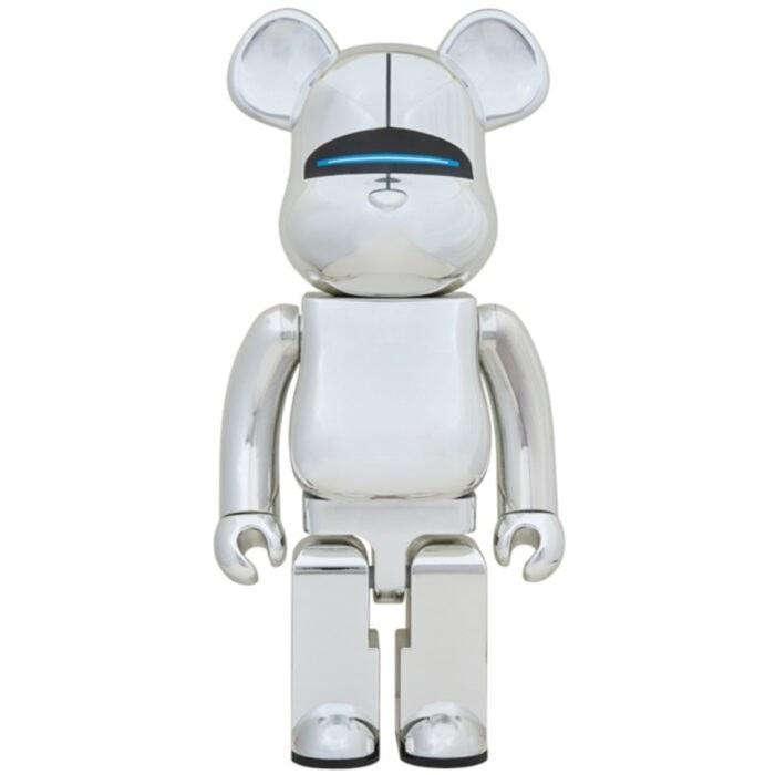 Sorayama Sexy Robot (Silver) 1000%