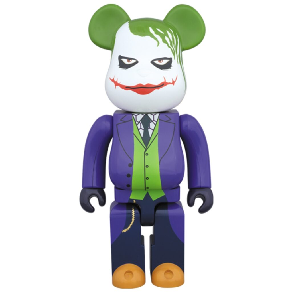 Beabrick The Joker 1000% The Dark Knight