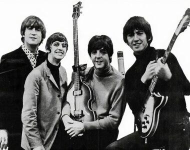 Beatles Profile 2B Art Profile Photo