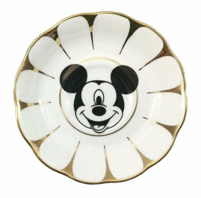 One Eyed Mickey Saucer