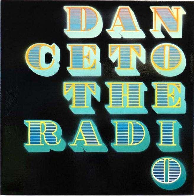 Dance To The Radio (Black Gloss)