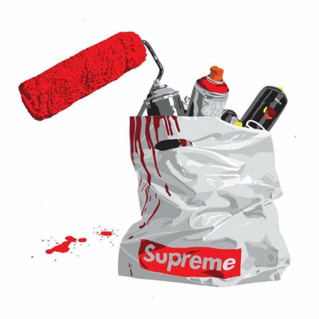 Supreme Trash (Red)