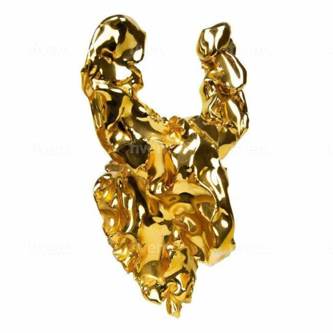 One Minute Sculptures - Horns