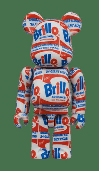 Andy Warhol Brillo 100%/400%