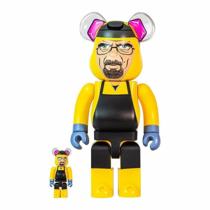 Bad Walter White (Chemical Protective Clothing) 100%/400%