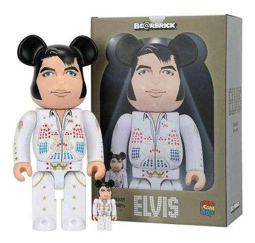Elvis Presley Bearbrick at 2B Art & toys Gallery
