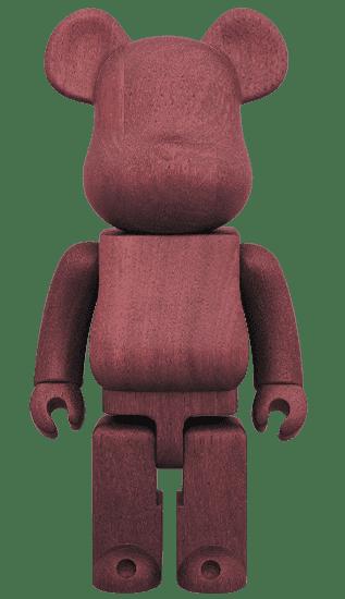 Karimoku Purpleheart 400%