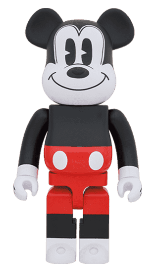 Mickey Mouse (R&W 2020 Ver.) 1000%