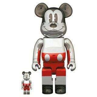 Mickey Mouse (Sorayama Ver.) 100%/400%