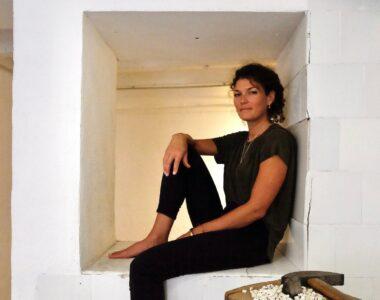 Ruth Mignola portrait - Profile Photo on 2B Art & Toys Gallery