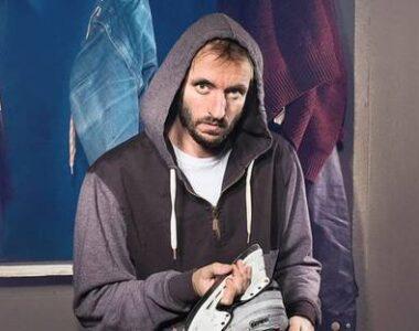 Thomas Marecki portrait - Profile photo on 2B Art & Toys Gallery