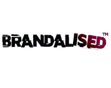 Brandalised Logo on 2B Art & Toys Gallery