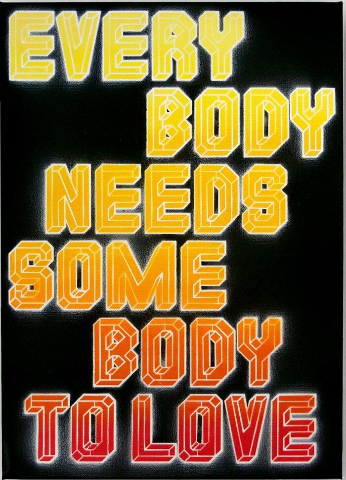 Everybody Needs Somebody to Love