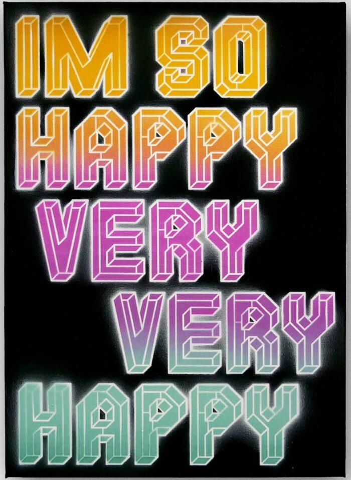 I'm So Happy Very Very Happy - S