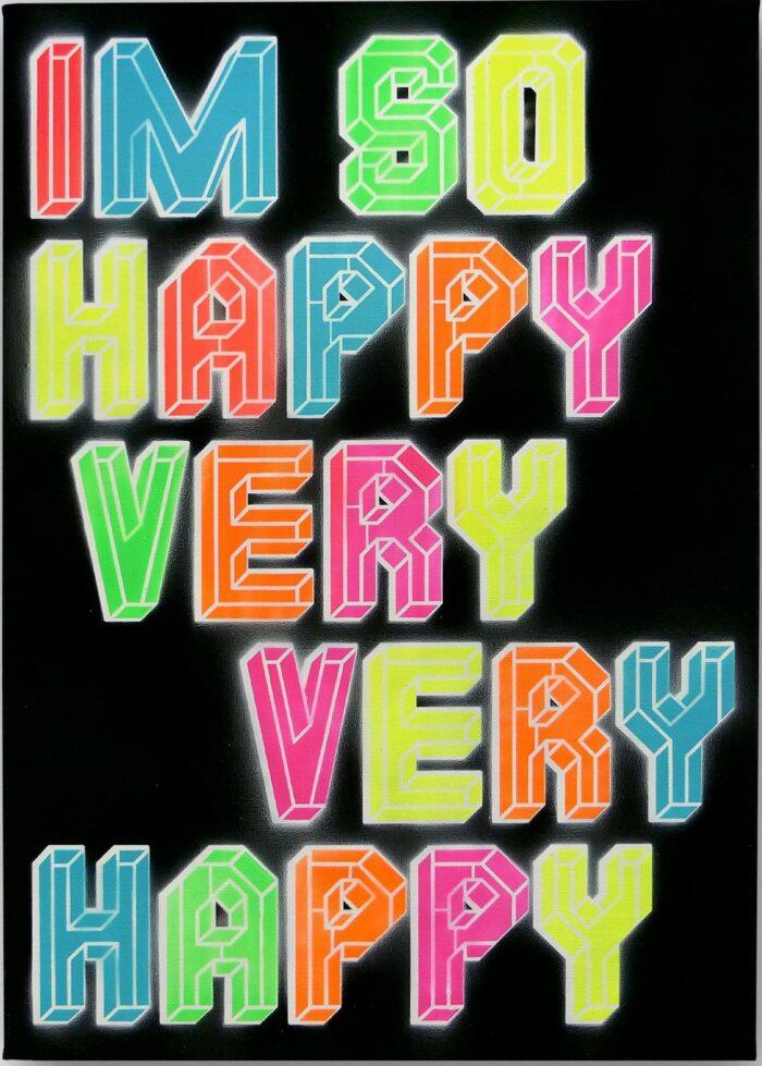 I'm So Happy Very Very Happy - M