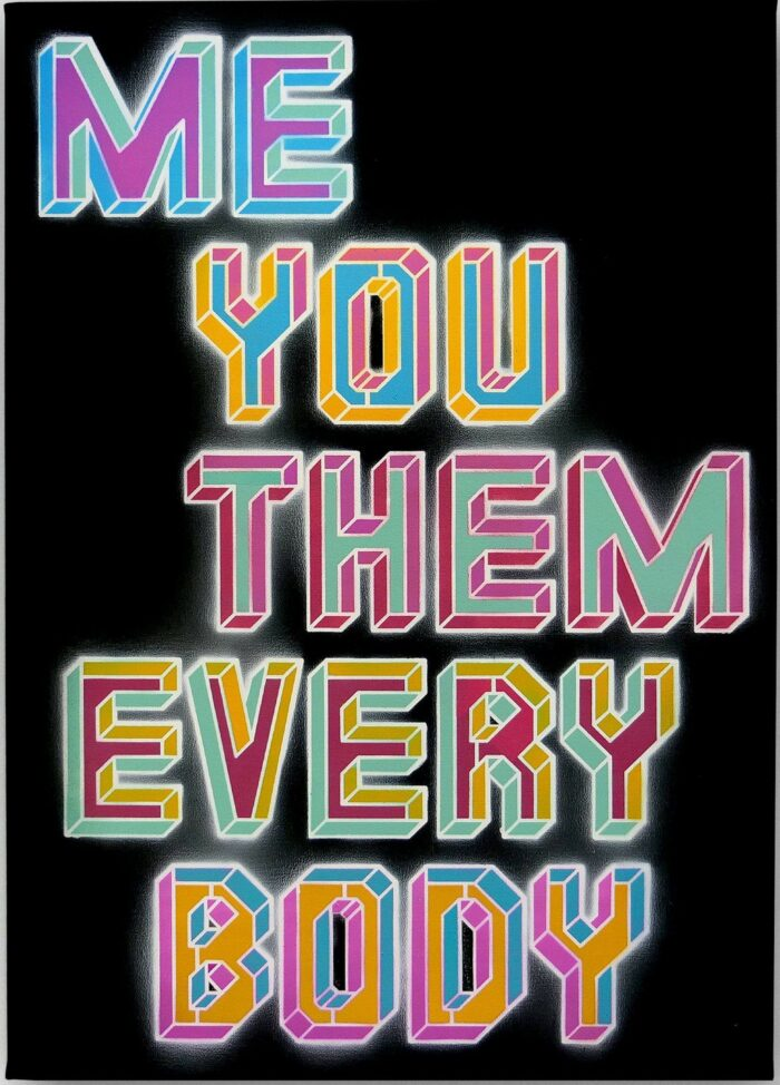 Me You Them Everybody - M