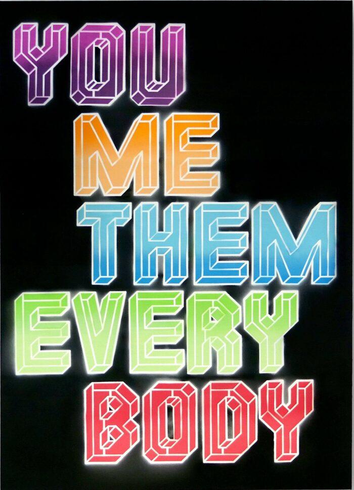 Me You Them Everybody - XL