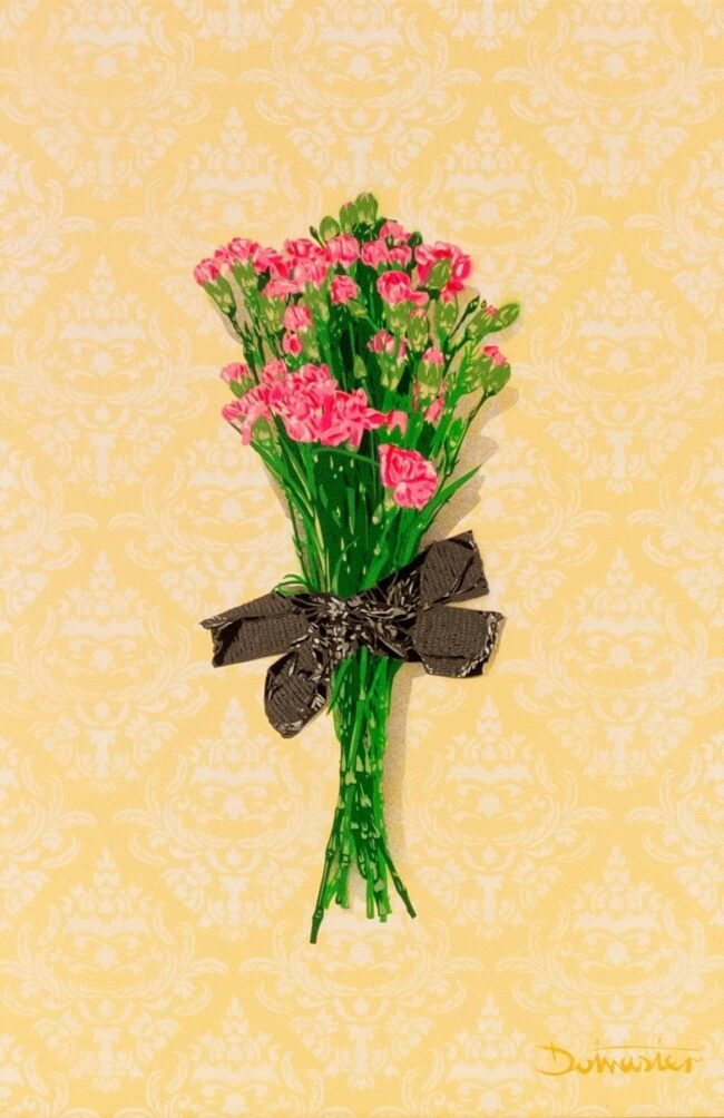 Pinks (Carnations) - Stick em Up Series