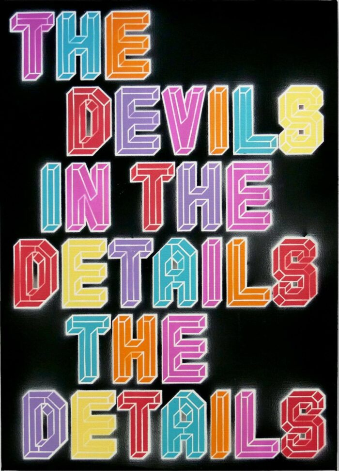 The Devils In The Detail - S