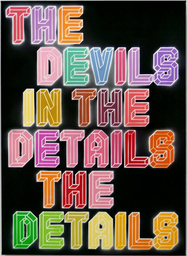 The Devils In The Detail - L