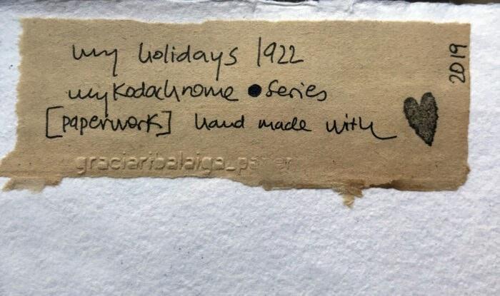 M Holidays 1922 #1