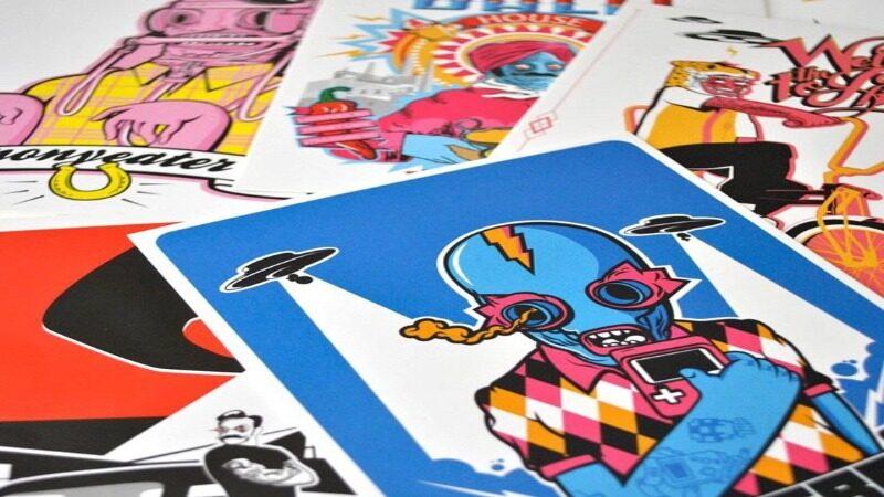 Setdebelleza artworks at 2B Art & Toys Gallery