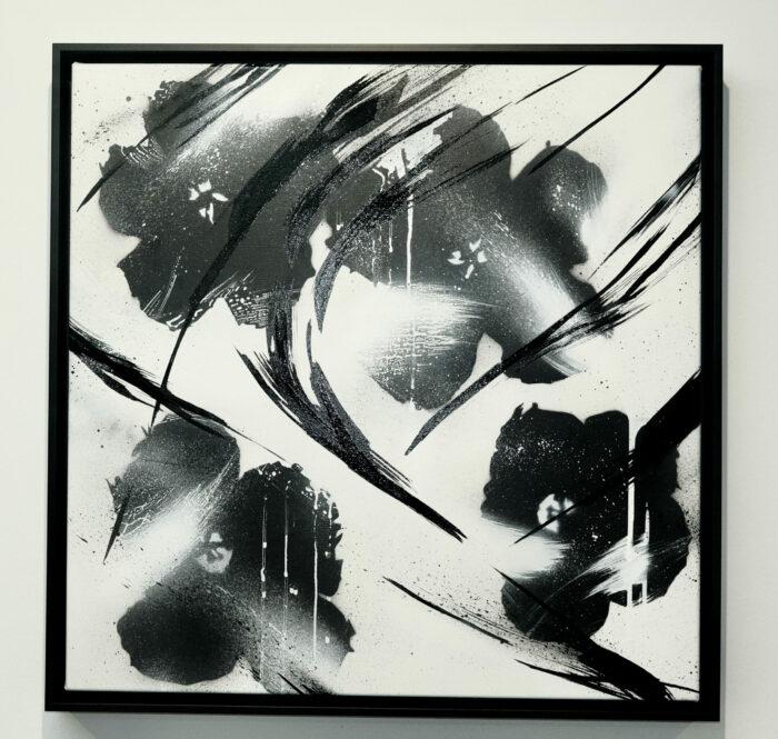 Black Flowers #1