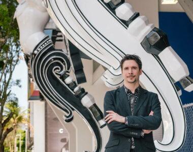 Nicolas Buffe profile photo on 2B ARt & Toys Gallery