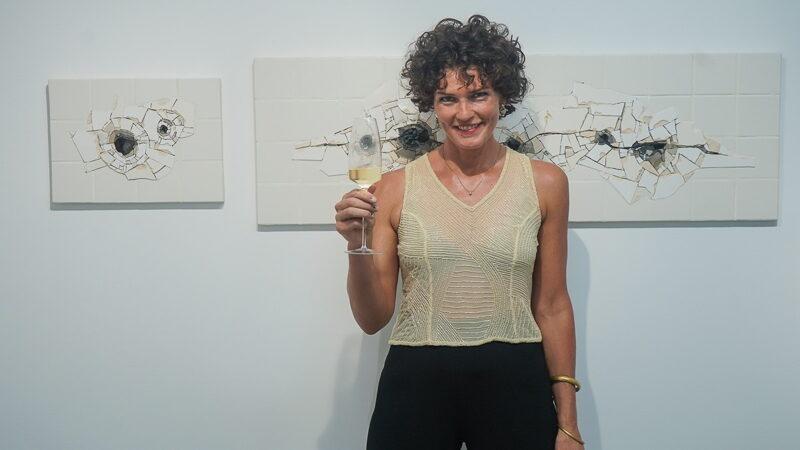 The Fragmented Universe of Ruth Minola Scheibler