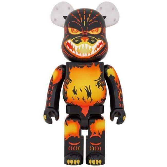 Bearbrick Godzilla Meltdown Version 1000%