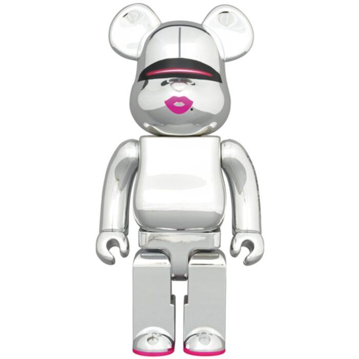 Sorayama x 2G Silver Ver. 1000%