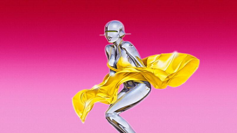 Hajime Sorayama, The Master of Sexy Robotics
